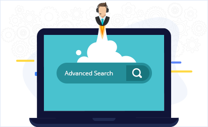 How Support Reps can Exploit Sinergify's 'Advanced Search' for Higher Productivity