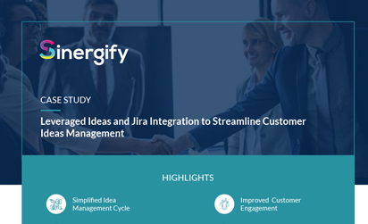 Leveraged Ideas and Jira Integration to Streamline Customer Ideas Management