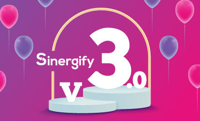 Sinergify Announces Its Product Version Release 3.0